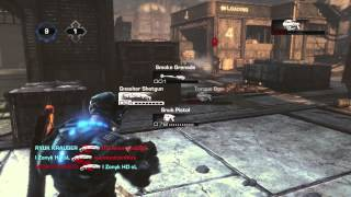 Gears of War 3 Multiplayer Gameplay 21-6
