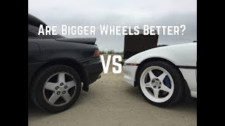 Are Bigger Wheels Better?