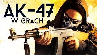 AK-47 w grach - strzelanki kontra rzeczywistość