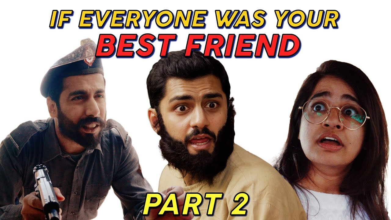 If Everyone was your Best Friend (Part 2) | MangoBaaz