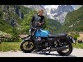 Moto Guzzi V7 III Stone - Reviewed on Italian roads