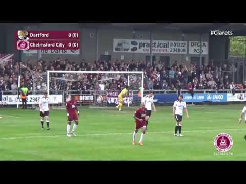 Highlights - Dartford vs Chelmsford City - Play-Off Semi-Final 2nd Leg