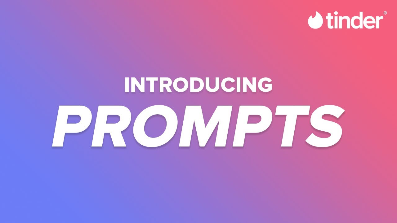 Introducing Prompts | Tinder India