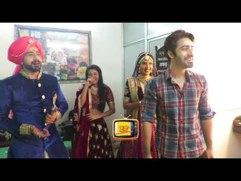 Exclusive | Dishank Arora aka Suyyash Celebrates His Birthday With Co-stars And Entertainment Tadka