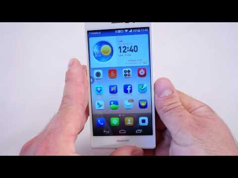 Huawei Ascend P7: wrażenia z użytkowania
