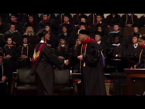 2018 Bachelors of Religious Education in Bible and Church Ministries