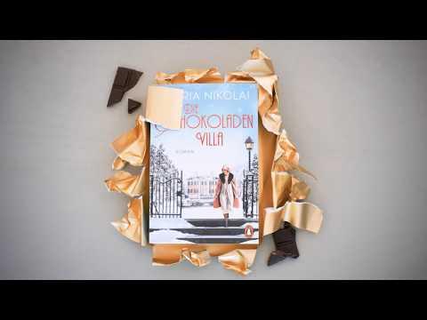 Die Schokoladenvilla YouTube Hörbuch Trailer auf Deutsch