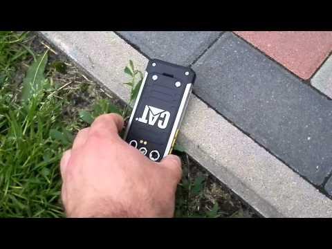 Caterpillar CAT B100 torturowany przez mGSM.pl