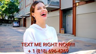 TEXT ME RIGHT NOW!! +1 (818) 696-4269  | Hannah Stocking