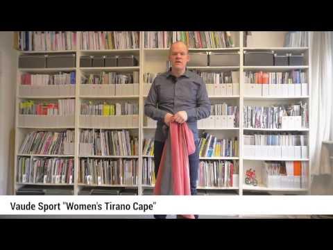 """Vaude Sport """"Women's Tirano Cape"""""""