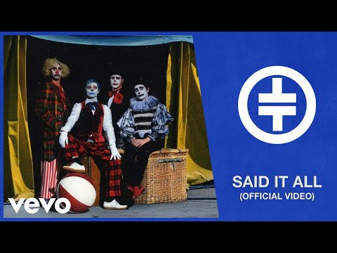 Take That - Said It All