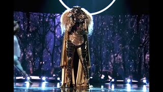 The Masked Singer 2019 - California Dreamin - Lion  - Season 1