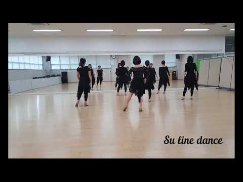 A donde voy line dance (SU line dance)