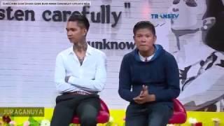 Respect! YOUNG LEX dan Andika Kangen Band beri dukungan Buat Rapper Iwa K, Rumpi 2 Mei 2017