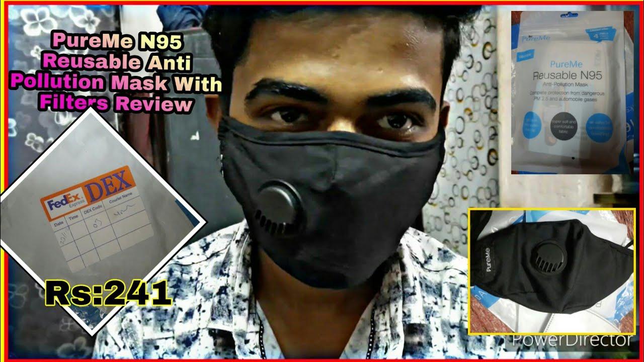 reuseable n95 mask