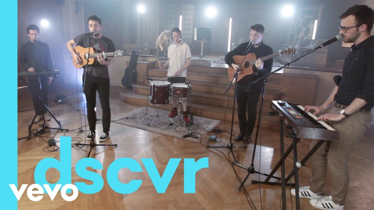 WE ARE MATCH - The Shark - Vevo dscvr France (Live)