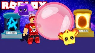 WINNING NEW RARE PETS in the ROBLOX Bubble gum SIMULATOR → Bubbles Gum Simulator 🎮
