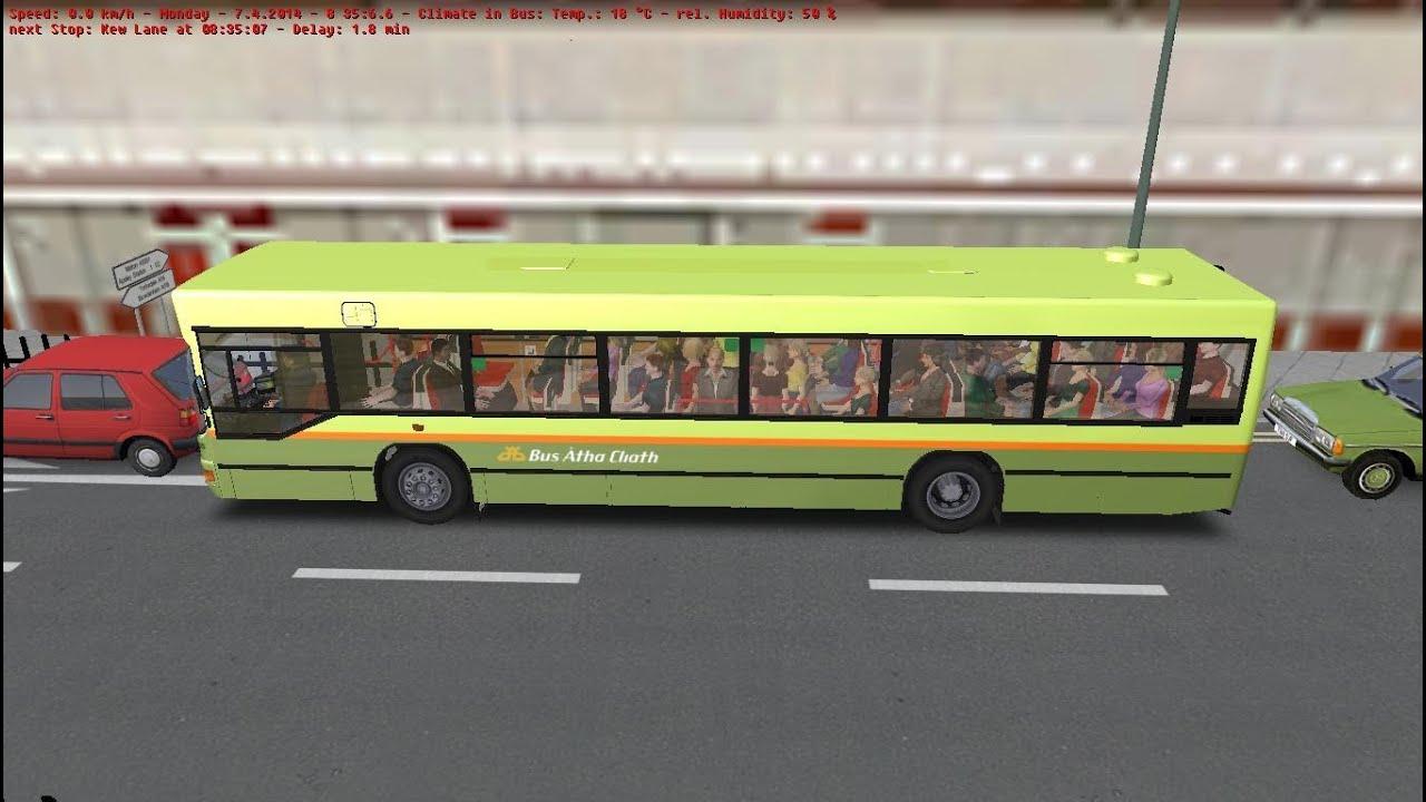 Omsi bus simulator video