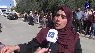 اعتصام أولياء أمور مدرسة سكينة الأساسية احتجاجا على نقل طلبة مدرسة حليمة السعدية