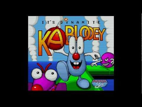 SnesZilla : Kablooey - AWESOME Snes Game You've Never Played Super Nintendo