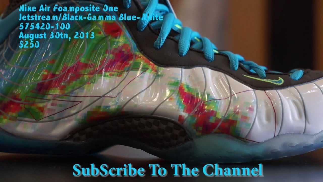 dbf0d1e73be Nike Air Foamposite One