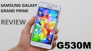 Samsung Galaxy Grand Prime SM-G530M | Review En español