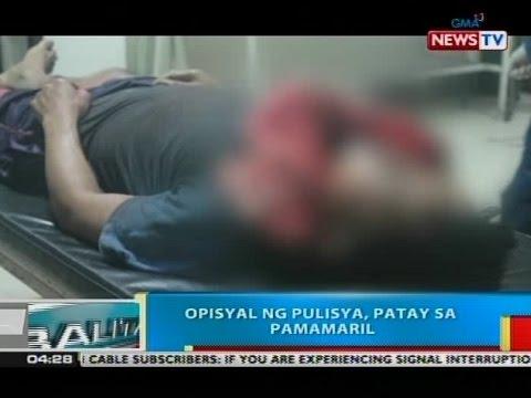 BP: Opisyal ng pulisya sa Tukuran, Zamboanga Del Sur, patay sa pamamaril