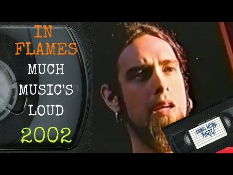 In Flames Much Music's Loud May 4 2002