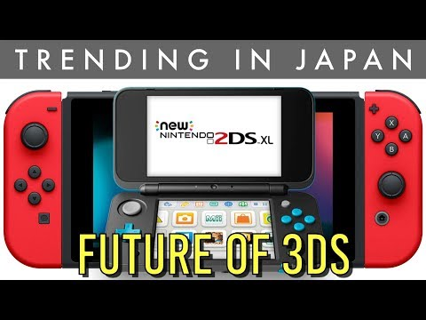 Nintendo Reveals Future of 3DS