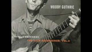 Red River Valley - Woody Guthrie