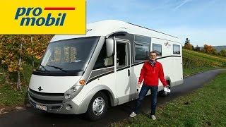 Test Carthago Chic C-Line - beliebtes integriertes Wohnmobil