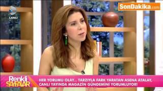 Asena Atalay; Caner Erkin Benim Abim, Babam