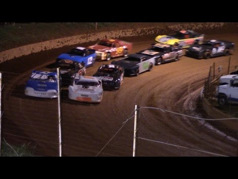Winder Barrow Speedway Modified Street Feature 8/13/16