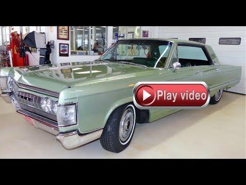 1967 Chrysler Imperial Crown 77k Actual Miles