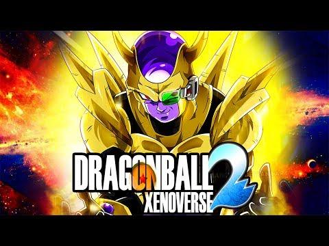 LA NUOVA FORMA GOLD! GIOSEPH GOLD SUPREMO! Dragon Ball Xenoverse 2 Supreme Golden CaC Gameplay ITA