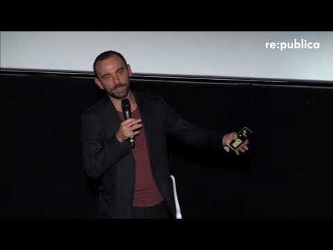 re:connecting Europe 2017 – Lorenzo Marsili: Citizens of Now