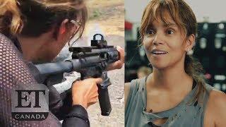 Halle Berry's Intense Training For 'John Wick 3'