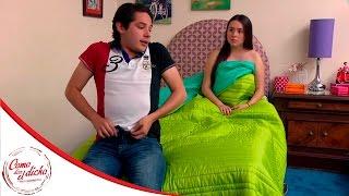 Gabriel seduce a Isabel | Ama a quien no te ama... | Como dice el dicho
