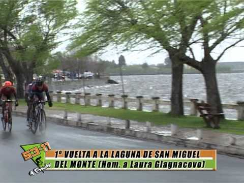 Vuelta a la laguna de San Miguel del Monte !!!!!!!