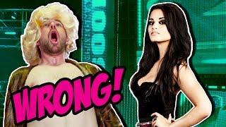 WWE FAIL (BTS)