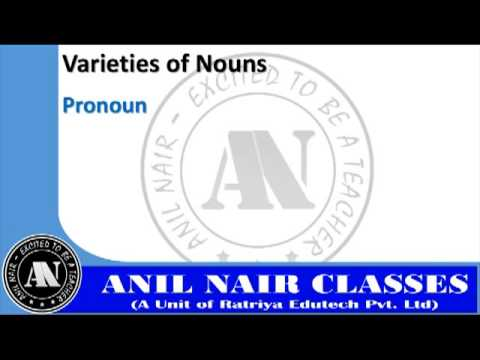 ANC Verbal Ability Session - by Ms. Manju Sharma Part 1