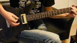Black Sabbath - Anno Mundi (The Vision) - Guitar Cover