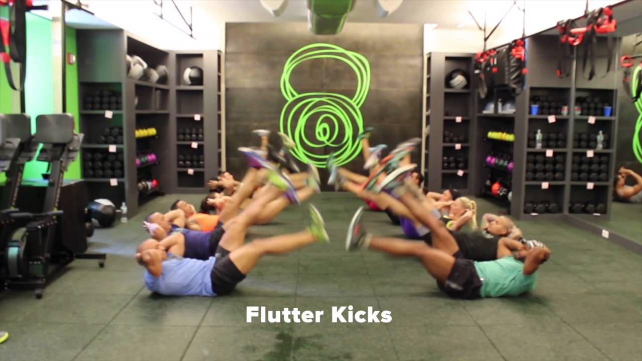 The Fhitting Room 67th Street #goFHIX HIIT Workout - YouTube