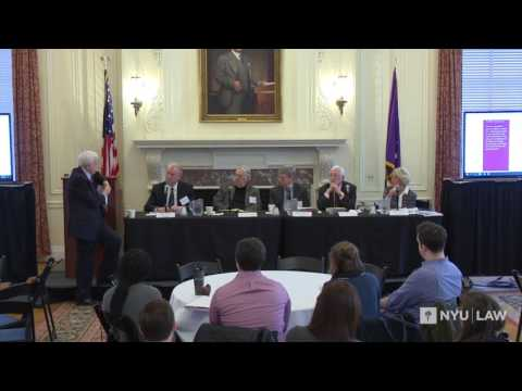 Center on Civil Justice Fall 2016 Conference: Judges' Roundtable