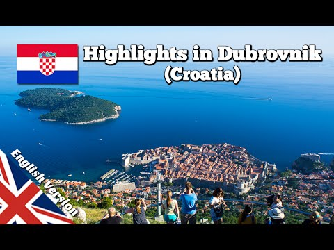 Top Things to do in Dubrovnik, Croatia (Balkan Road Trip 05)