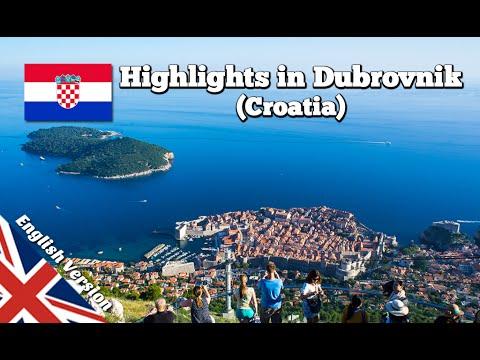 Top Things to do in Dubrovnik, Croatia (Balkan Road Trip 05)