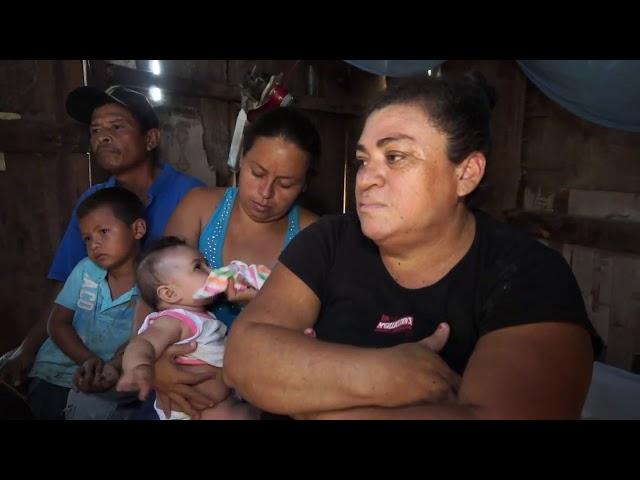 Dani Johnson and Maria in Nicaragua 2015