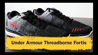 Under Armour Threadborne Fortis