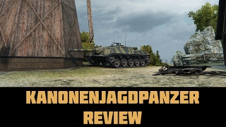 Kanonenjagdpanzer review! Is it worth the gold?