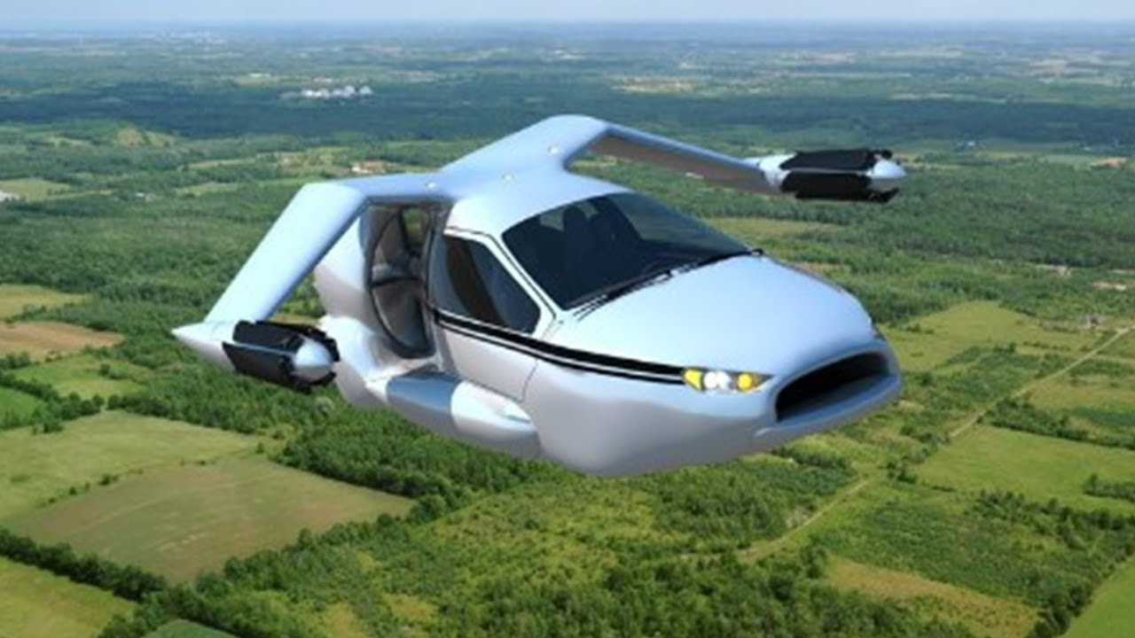 Flying cars that actually existed 55